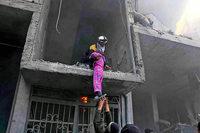 Berlin spricht von Massaker in syrischem Rebellengebiet