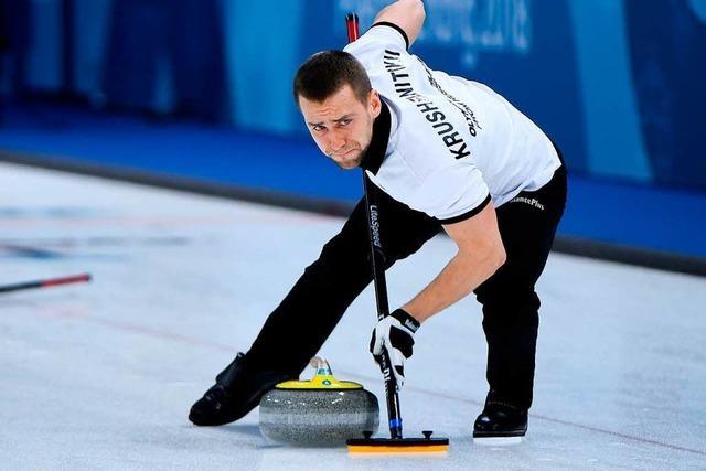 Dopingfall offiziell: Kruschelnizki ausgeschlossen