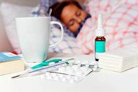 Grippewelle rollt mit neuem Spitzenwert durch Deutschland