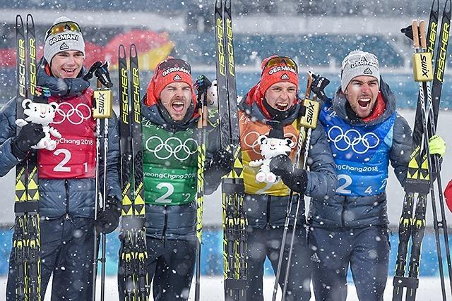 Rießle aus St. Märgen gewinnt Gold mit dem Team