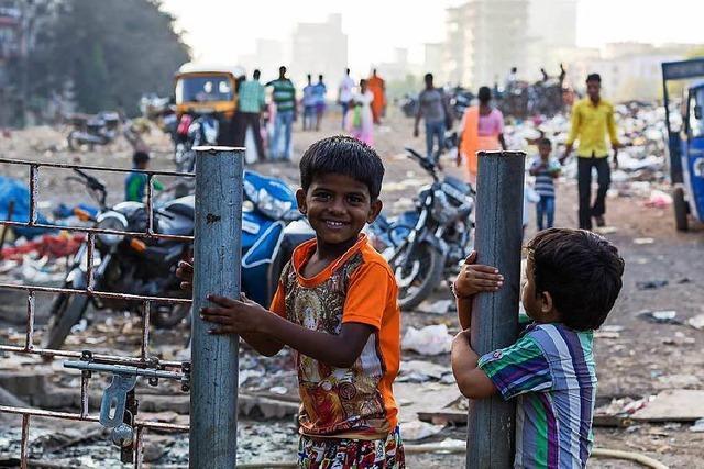 Fudder-Fotografin zeigt Bilder aus dem größten Slum Asiens