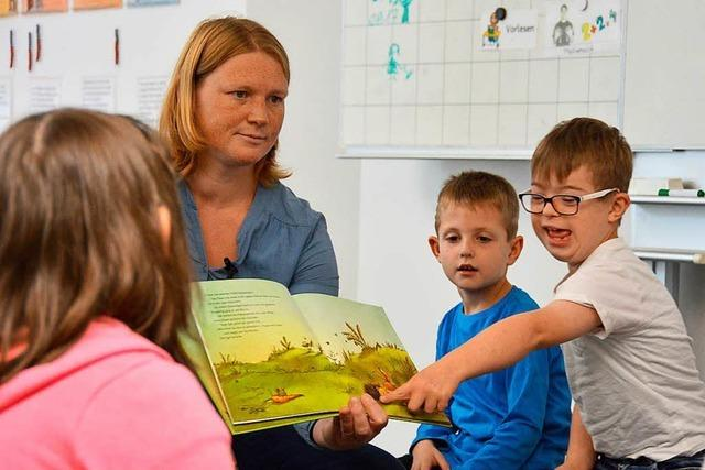Die Dr. Max-Metzger-Grundschule Schopfheim bekommt eine Inklusionsgruppe