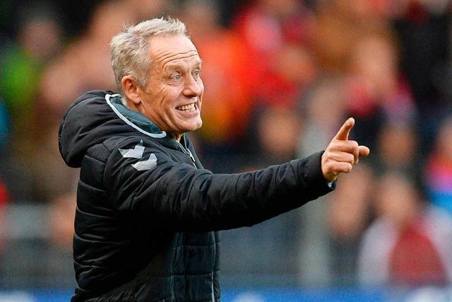 Christian Streich will nächstes Mal für Nils Petersen abstimmen