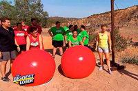 Sandra aus Rust speckt ab im Biggest-Loser- Camp im Fernsehen