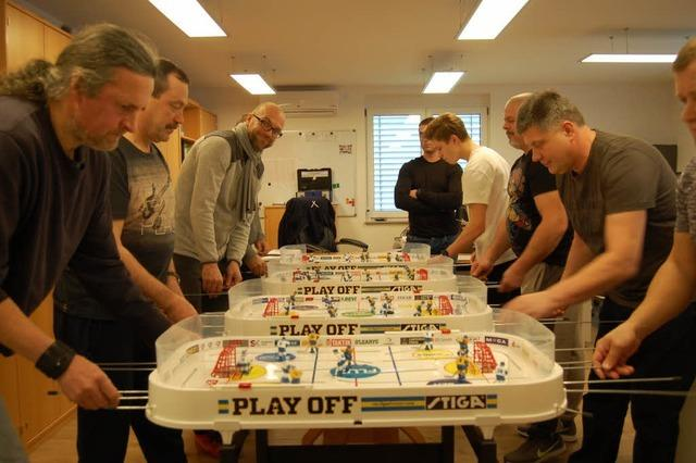Tischeishockey: Deutsche Meisterschaften in Lahr