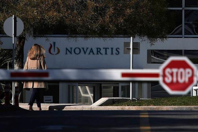 Korruption beim Basler Pharmakonzern Novartis in Griechenland?