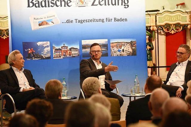 BZ-hautnah mit Jürgen und Roland Mack
