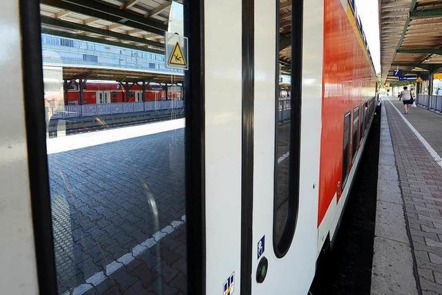 Fehlalarm: Der Freiburger Hauptbahnhof wurde kurzzeitig geräumt