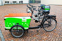 Sieben E-Bikes aus Tiefgarage entwendet