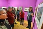 """Fotos: BZ-Leser konnten vor der Vernissage in """"La France"""" im Augustinermuseum"""