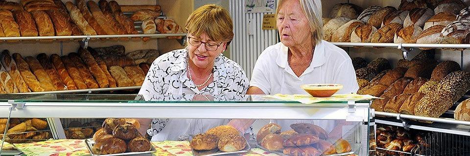 In der Freiburger Tafel gibt es weiterhin Lebensmittel für alle Nationalitäten