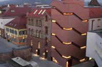 Das Stadtmuseum Lahr hat sein neues Domizil in einer restaurierten Tonofenfabrik bezogen