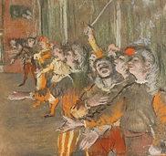 Geklauter Degas in Bus gefunden