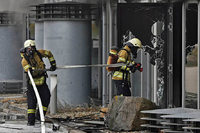Ausgebranntes Labor für 30 Millionen Euro wiederaufgebaut