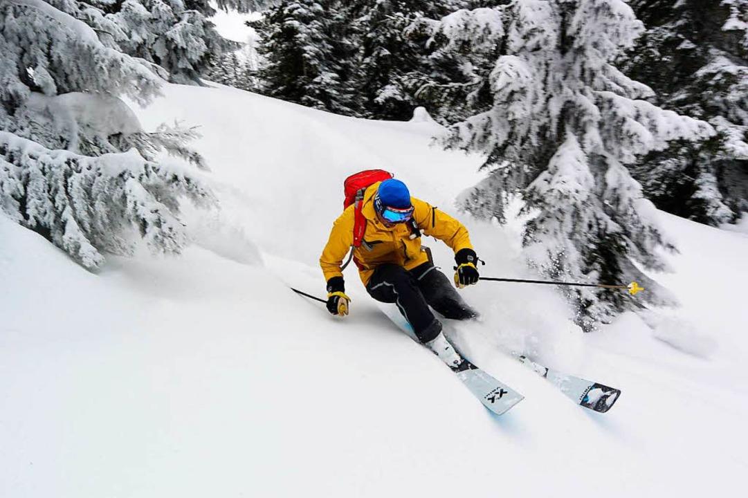 Skifahren in Georgien.  | Foto: Rudolf Heuser