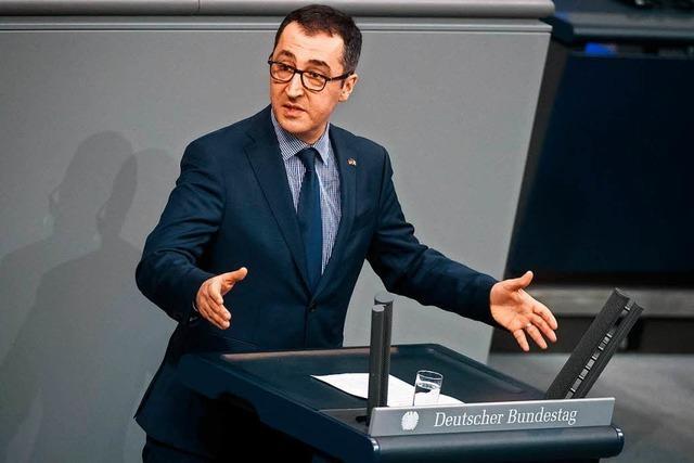 Kurzfilm der Woche: Cem Özdemirs emotionale Rede im Bundestag