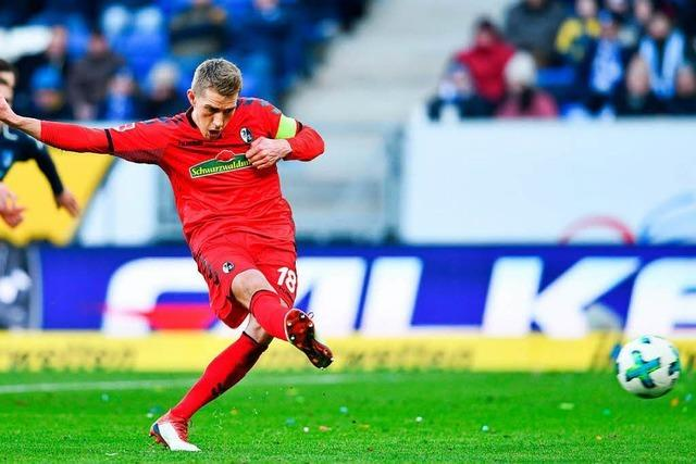 Die Einzelkritik der Freiburger Spieler nach dem 1:1 in Hoffenheim