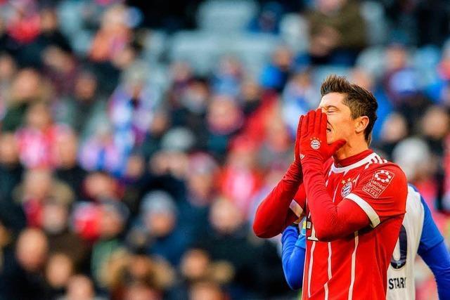 Bayern spielt Unentschieden, Stuttgart gewinnt wieder
