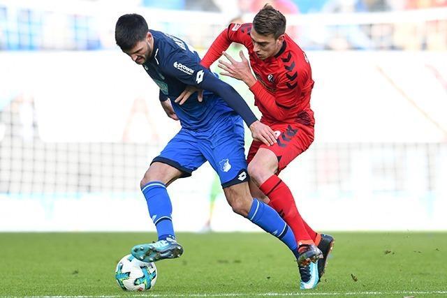 Die Bilder zum 1:1 des SC Freiburg in Hoffenheim