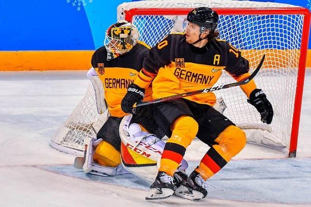 Deutsches Eishockeyteam verpasst das Olympia-Wunder