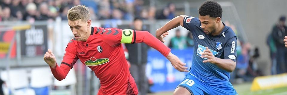 SC Freiburg sammelt wertvollen Punkt im badischen Derby
