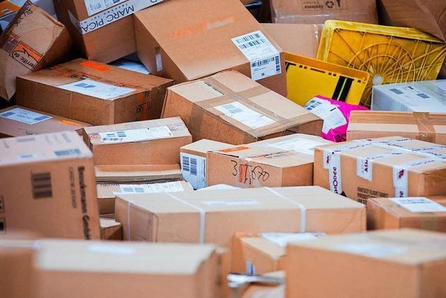 Auch in Müllheim brummt die Paketbranche wie noch nie