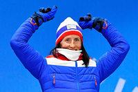 Björgen ist erfolgreichste Teilnehmerin Olympischer Winterspiele