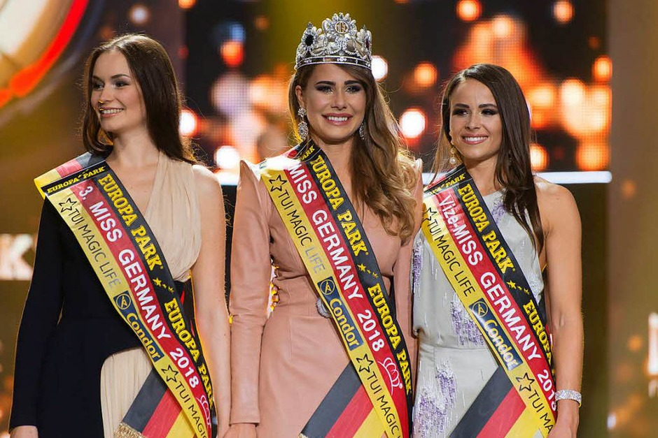 Die Miss Germany-Wahl (Foto: Olaf Michel)