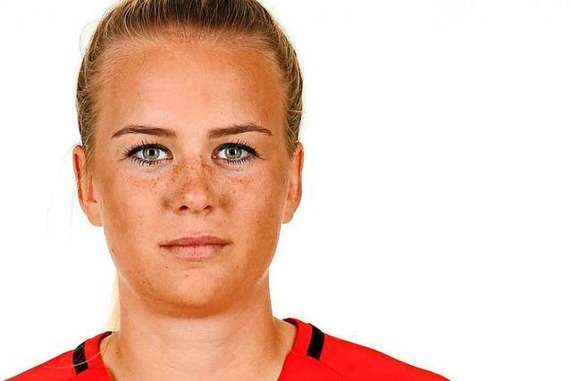 SC Freiburg verpflichtet Wolfsburger Torhüterin Merle Frohms
