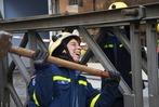 Fotos: THW lässt Brücke schweben – Behelfskonstruktion in Bad Krozingen installiert