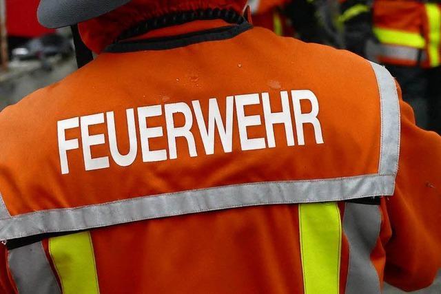Tunnelbaustelle als neues Aufgabengebiet der Feuerwehr Nollingen