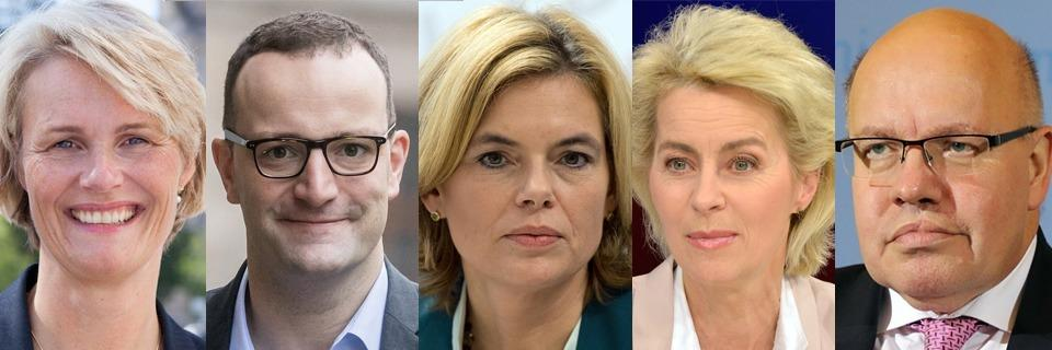 Merkels Ministerliste fürs Kabinett steht: Wer soll was werden?