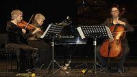 Trio Vivente zeigt beim Konzert in Denzlingen Virtuosität und Spielbegeisterung