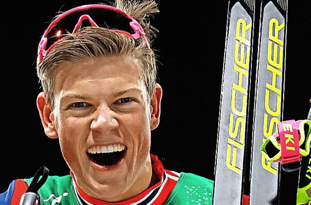 Johannes Kläbö, Norwegen  | Foto: AFP