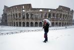 Fotos: Eine Arktische Kälte legt sich über ganz Europa