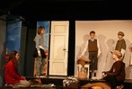 """Fotos: """"Herr der Diebe"""" am Theater im Milliongässli in Waldkirch"""