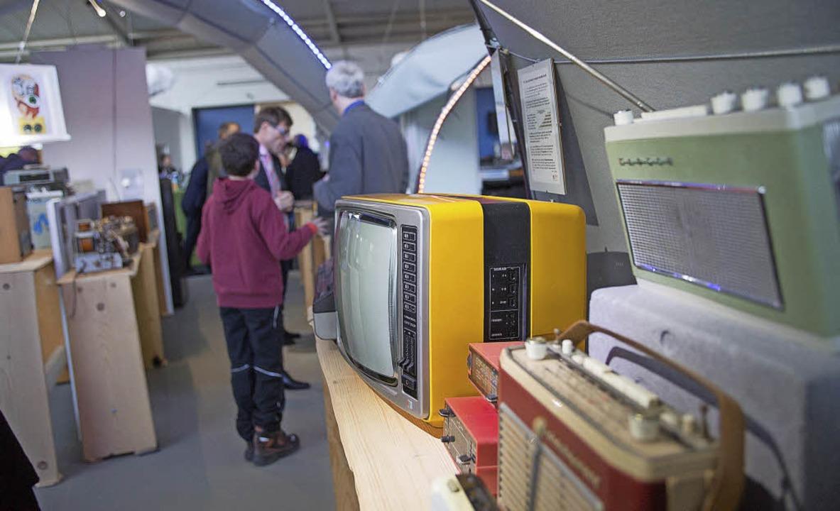 Der Zukunftsoptimismus der 50er, 60er ... Jahre spricht aus solchen Exponaten.   | Foto: Armin Krüger