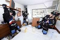 EHC-Spieler zerstören Hotelzimmer in Freiburg und geben Startschuss für Sanierung