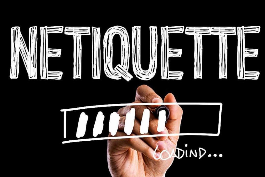 Die Diskussionskultur auf vielen Inter...Abschaffung der Anonymität der Nutzer.    Foto: gustavofrazao/Adobe.com