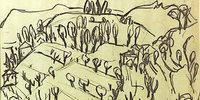 Das Dreiländermusum in Lörrach zeigt Malerei und Graphik von Hermann Scherer
