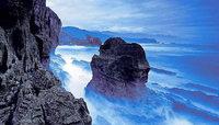 Tobias Hauser zeigt im Bad Säckinger Gloria-Theater Bilder von seinen Reisen nach Neuseeland
