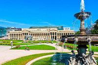 Auf Schillers Spuren unterwegs auf Schloss Solitude und in Stuttgart