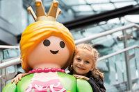 Familienerlebnis: Kurzurlaub in Nürnberg mit Eintritt zum Playmobil-Funpark