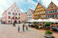 Lassen Sie sich in Bad Mergentheim faszinieren: vom Deutschordensmuseum und der Stuppacher Madonna