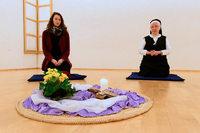 """Selbstversuch: Mit Meditation in der Freiburger """"Cella"""" zur Ruhe kommen"""