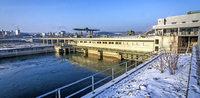 Energiedient bietet am Mittwoch, 7. März, Besichtigung des Wasserkraftwerkes Rheinfelden an.
