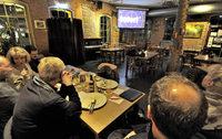 Sonntags wird im Roccafé Denzlingen gemeinsam Tatort geschaut