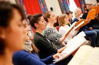Im Chor oder Sing-Treff: Gemeinsames Singen ist wieder in