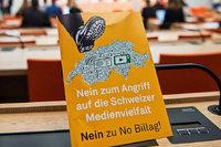 Schweizer stimmen gegen Abschaffung der Rundfunkgebühren – aber Reformdruck bleibt