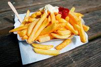 Brand beim Pommes-Frittieren: 20.000 Euro Schaden